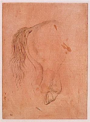 pisanello sabot et croupe de cheval.jpg