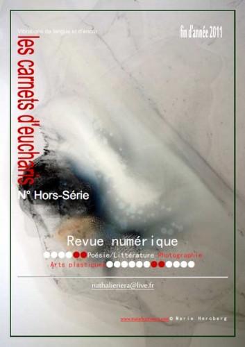 Couv Les carnets d'eucharis HORS SERIE fin d'année 2011.jpg