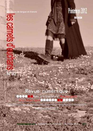 LES CARNETS D'EUCHARIS N°33, Nathalie Riera